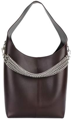 Alexander Wang chain shopper bag