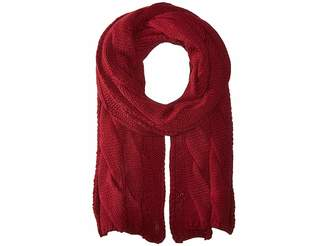 Polo Ralph Lauren Exploded Rope Cable Scarf Scarves