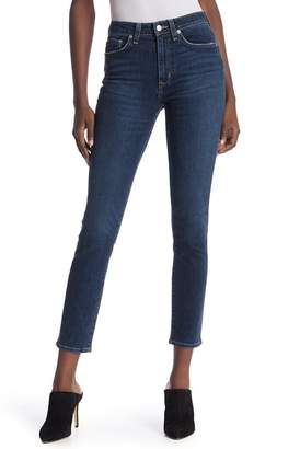Lovers + Friends Mason High-Rise Skinny Jeans