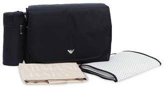 Emporio Armani Nylon Changing Bag