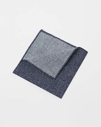 SABA Ross Pocket Square