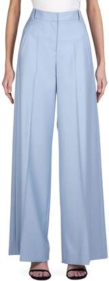 Erdem Women's Birte Wide-Leg Trousers