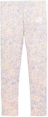 Nike Sportswear Younger Girls Club Crop Legging - Pink