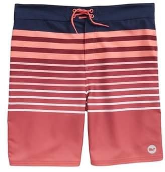 Vineyard Vines Surflodge Stripe Board Shorts