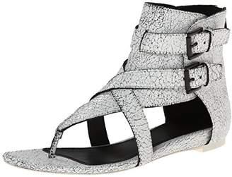 Ash Women's Onyx Synthetic Dress Sandal