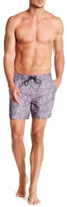 Tavik Belmont Printed Pool Shorts