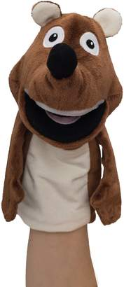 Baby Genius Talking Vinko Soft Interactive Hand Puppet with Electronic Sounds