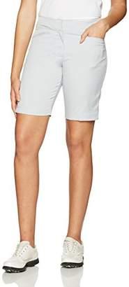 "PGA TOUR Women's Motionflux 19"" Tech Shorts with Comfort Stretch"