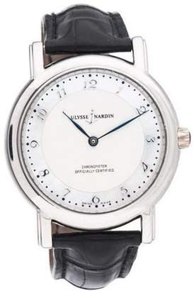 Ulysse Nardin San Marco Watch