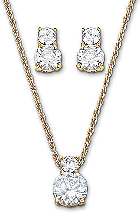 Swarovski Brilliance Earring & Pendant Set
