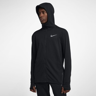 Nike Men's Full-Zip Running Hoodie Sphere Element 2.0