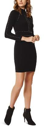 Karen Millen Studded Body-Con Dress