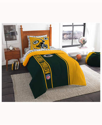 Northwest Company Green Bay Packers 5-Piece Twin Bed Set