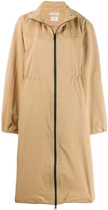 Bottega Veneta long trench coat