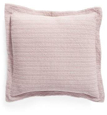 Stitched Accent Pillow