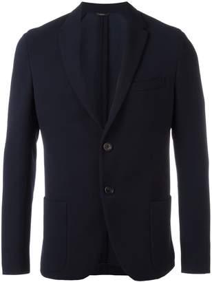Fendi embossed blazer