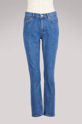 A.P.C. Standard High Jeans