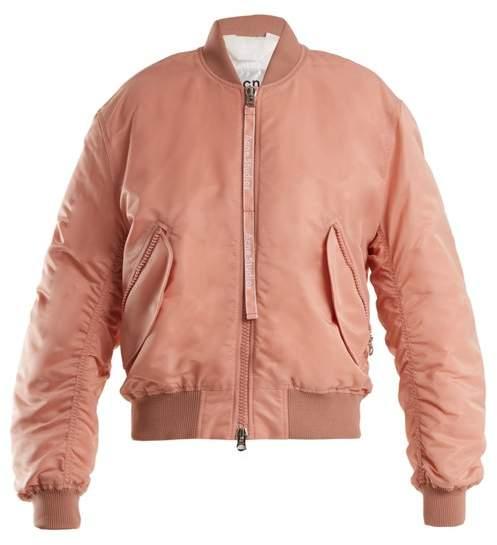Clea padded bomber jacket