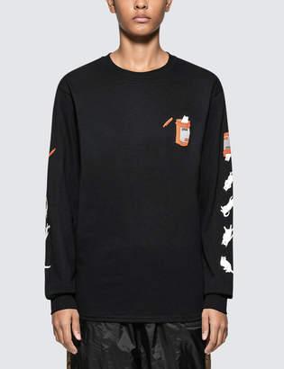 Ripndip Nermal Pills Long Sleeve T-shirt