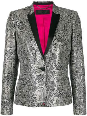 Barbara Bui embroidered fitted blazer