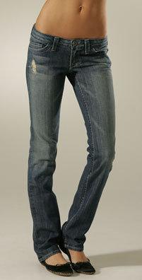 William Rast Sadie 5 Pocket Straight Leg Jean