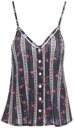 Cosabella Chayne Printed Sleepwear Cami Pj
