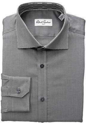 Robert Graham Joy Dress Shirt $168 thestylecure.com