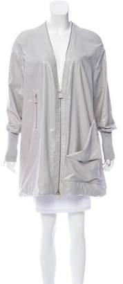 Akris Oversize Casual Jacket