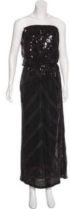 Calypso Sequined Midi Dress
