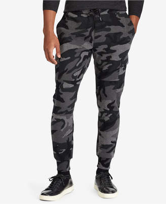 Polo Ralph Lauren Men Big & Tall Camo Cargo Jogger Pants