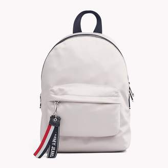 Tommy Hilfiger Tommy Jeans Logo Satin Backpack