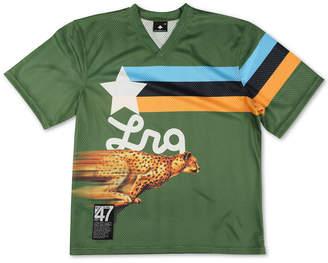 Lrg Men Jam Rock Graphic T-Shirt