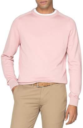 Ben Sherman Classic Fit Core Cotton Crew Sweater