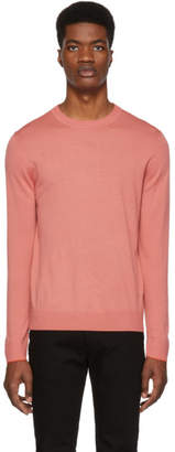 Paul Smith Pink Merino Sweater