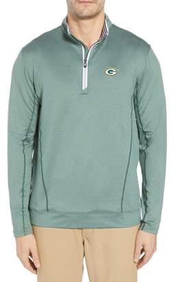 Cutter & Buck Endurance Green Bay Packers Regular Fit Pullover