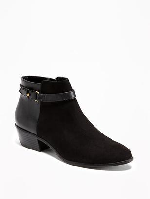 Ankle Strap Boots for Women $44.94 thestylecure.com