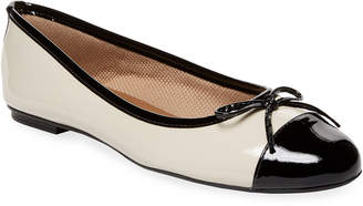 French Sole Kahlo Ballet Flat