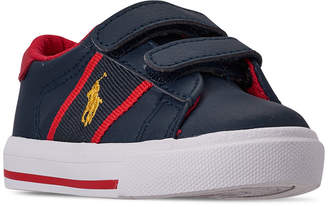 Polo Ralph Lauren Toddler Boys' Geoff Ez Casual Sneakers from Finish Line