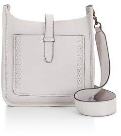 Rebecca Minkoff Small Unlined Feed Bag With Whipstitch