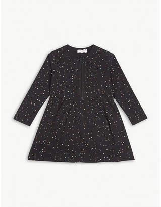 Stella McCartney Polka-dot cotton dress 4-16 years