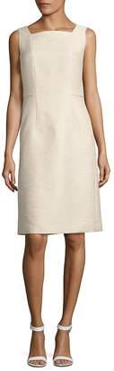 Lafayette 148 New York Women's Kosmo Twill Dress