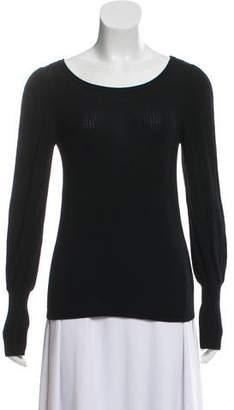 Hatch Wool Knit Sweater