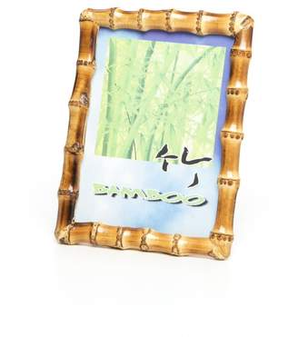 Beachcrest Home Josephine Bamboo Wood Picture Frame Picture