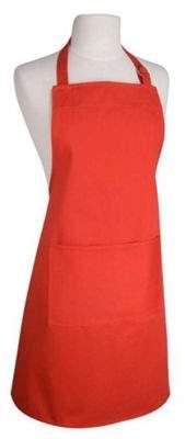 Now Designs Colour Centre Adult Apron, Red