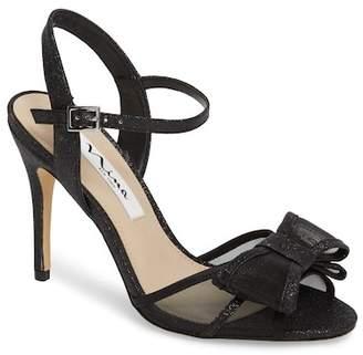 Nina Charm Bow Sandal (Women)