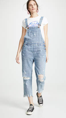 One Teaspoon Hooligan Overalls