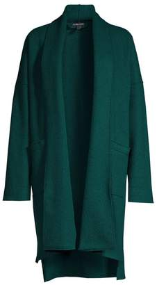Eileen Fisher Kimono Wool Coat