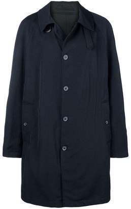 Lanvin single-breasted trench coat