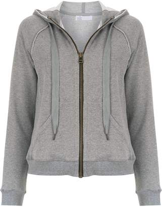 Nk zipped hoodie