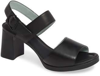 Camper Kara Block Heel Sandal